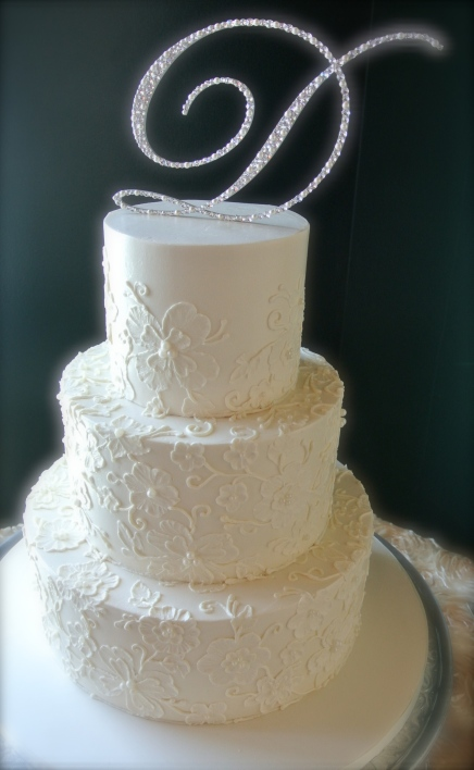 cake - yum!
