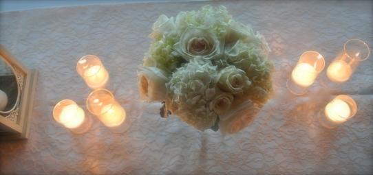 custom made lace runner