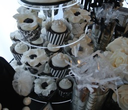 Custom cupcake wrappers