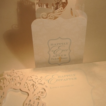Custom made envelopes