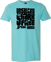 unsalted shark free